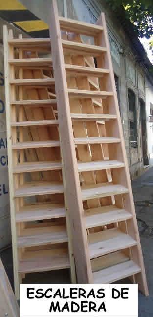 Escaleras - Escaleras de caracol de madera ...