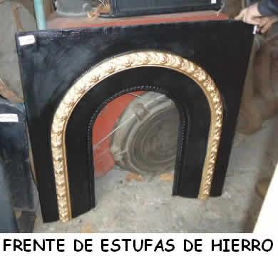 Estufas - Estufa de hierro ...