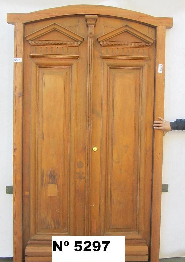 Puertas de chapa para exterior puerta de hierro de chapa de punto o rombo comprar puerta de - Puertas chapa exterior ...
