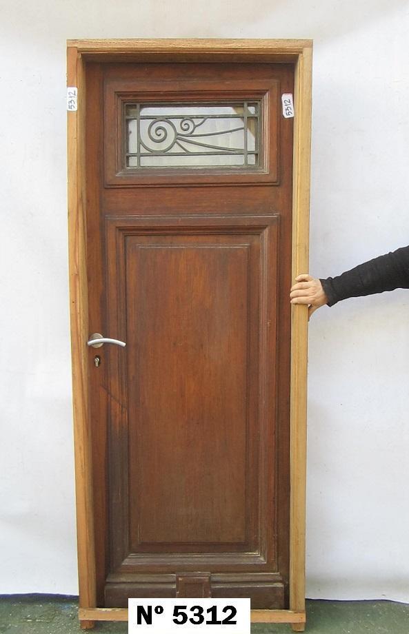 Puertas exteriores - Puertas de madera economicas ...