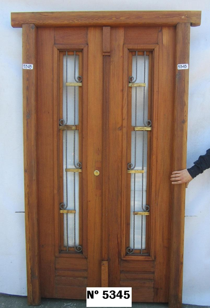 Puertas exteriores - Puertas de dos hojas ...